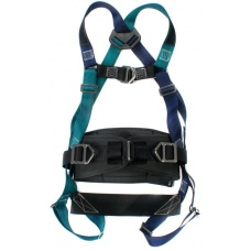 Ridgegear RGH11 Multi Function Safety Front, Rear & Side D Utility Harness