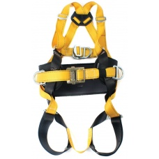 Ridgegear RGH4 4 Point Safety Front, Rear & Side D Harness
